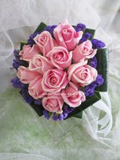 AHB9802 - pink roses