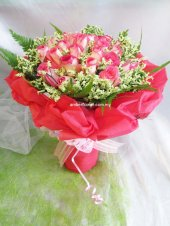 AHB9882 - Pink roses