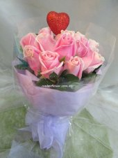AHB9975-Pink roses