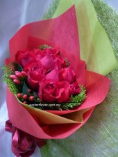 AHR1398 - Red roses